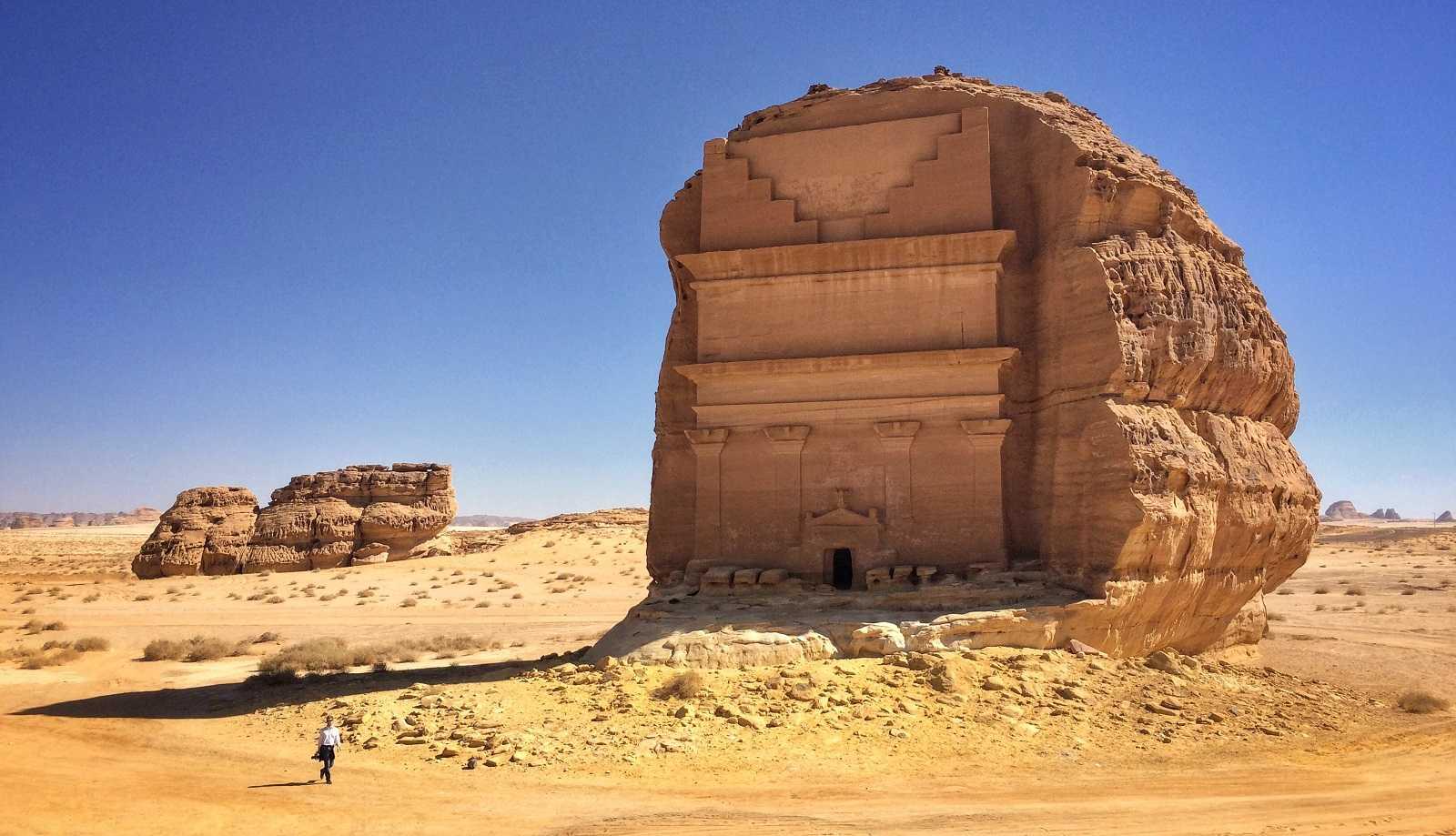 Arabia Saudita es un país totalmente desconocido recientemente abierto al viajero