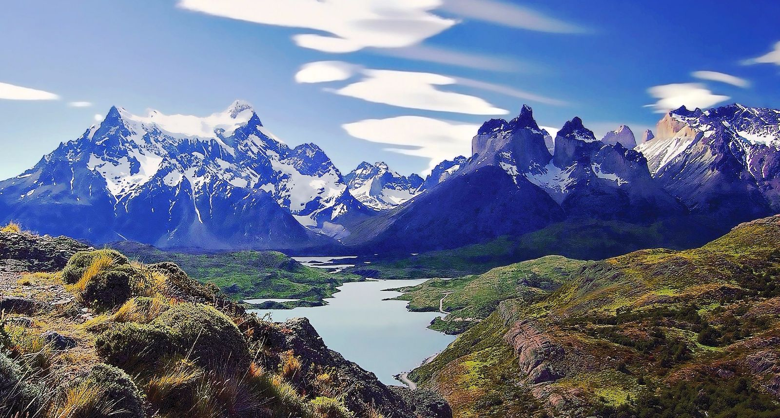 Las Torres del Paine, una de las regiones más espectaculares de Chile