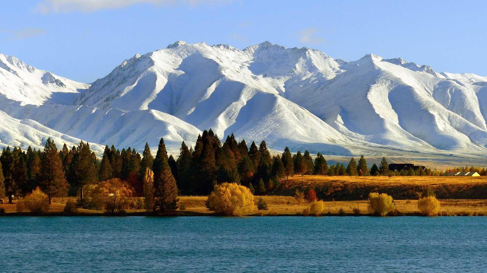 Recorrer Nueva Zelanda en autocaravana